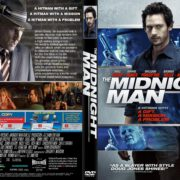 The Midnight Man (2015) R1 CUSTOM DVD Cover