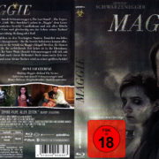 Maggie (2015) Blu-Ray German