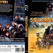 Solarfighters (1986) Blu-Ray German