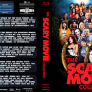 Scary Movie Collection (2013) Blu-Ray German Custom