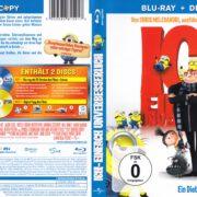 Ich – Einfach unverbesserlich (2010) Blu-Ray German