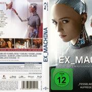 Ex Machina (2015) Blu-Ray German