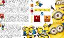 Minions - Box-Set (2015) Blu-Ray German Custom