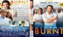 Burnt (2015) R1 Custom DVD Cover