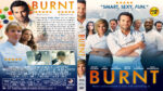 Burnt (2015) R1 Custom DVD  Cover