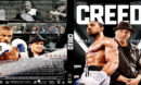 Creed (2015) R0 Custom DVD Cover