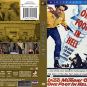 One Foot In Hell (1960) R1 Custom DVD Cover
