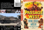 Passage West (1951) R1 Custom DVD Cover