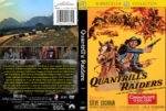 Quantrill's Raiders (1958) R1 Custom DVD Cover