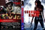 Survival Knife (2016) R1 CUSTOM DVD Cover