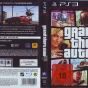 Grand Theft Auto V (2013) PS3 PAL German