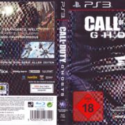 Call of Duty Ghosts (2013) PS3 PAL German