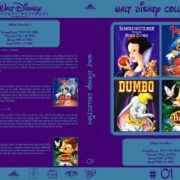 Walt Disney Collection (1937-1942) R2 German Custom Cover