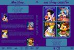 Walt Disney Collection R2 DVD 1-10 Covers German Custom