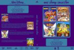 Walt Disney Collection R2 DVD 10-20 Covers German Custom