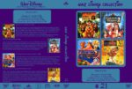 Walt Disney Collection R2 DVD 20-33 Cover German Custom