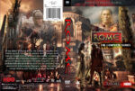 Rome Series (2009) R0 Custom DVD Cover