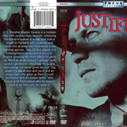 Justified Complete Series (2015) Custom DVD Cover