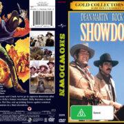Showdown (1973) R1 Custom DVD Cover