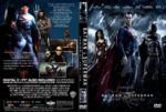Batman v Superman: Dawn of Justice (2016) R1 CUSTOM DVD Cover