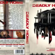 Deadly Home (2015) R2 GERMAN DVD Cover