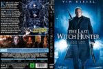The Last Witch Hunter (2015) R2 GERMAN DVD Cover
