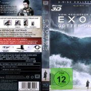 Exodus Götter und Könige (2014) Blu-Ray German