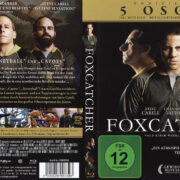 Foxcatcher (2014) Blu-Ray German