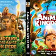 Animal Kingdom: Let's go Ape (2016) R0 CUSTOM