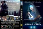 Midnight Special (2016) R1 CUSTOM DVD Cover