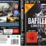 Battlefield 3 (2011) PS3 PAL German
