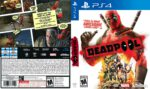 Deadpool (2015) PS4 USA