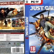 Just Cause 3 (2015) PC Cover German