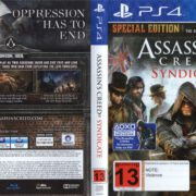 Assassin's Creed Syndicate (2015) PS4 USA