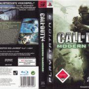 Call of Duty Modern Warfare (2007) PS3 PAL German