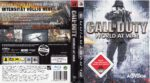 Call of Duty World at War (2008) PS3 PAL German
