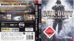 Call of Duty World at War (2008) PS3 PAL German