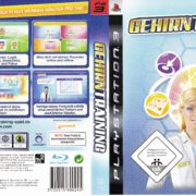 GehirnTraining (2008) PS3 PAL German