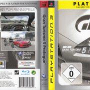 Gran Turismo 5 (2007) PS3 PAL German