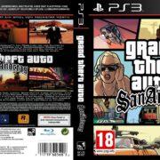 Grand Theft Auto San Andreas (2010) PS3 USA