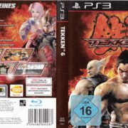 Tekken 6 (2009) PS3 PAL German