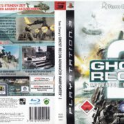 Tom Clancys Ghost Recon 2 (2007) PS3 PAL German