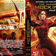 The Hunger Games – Mockingjay – Part 2 (2015) R1 Blu-Ray Custom