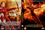 The Hunger Games – Mockingjay – Part 2 (2015) R1 DVD Cover Custom