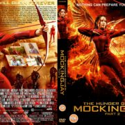 The Hunger Games - Mockingjay - Part 2 (2015) R1 DVD Cover Custom