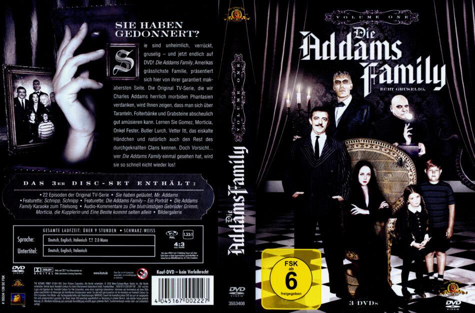 Addams Family Deutsch