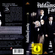 Die Addams Family: Volume 3 (1966) R2 German