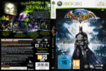 Batman Arkham Asylum (2009) XBOX 360 PAL German