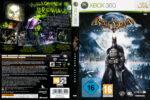 Batman Arkham Asylum (2009) XBOX 360 PAL German
