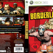 Borderlands (2009) XBOX 360 PAL German